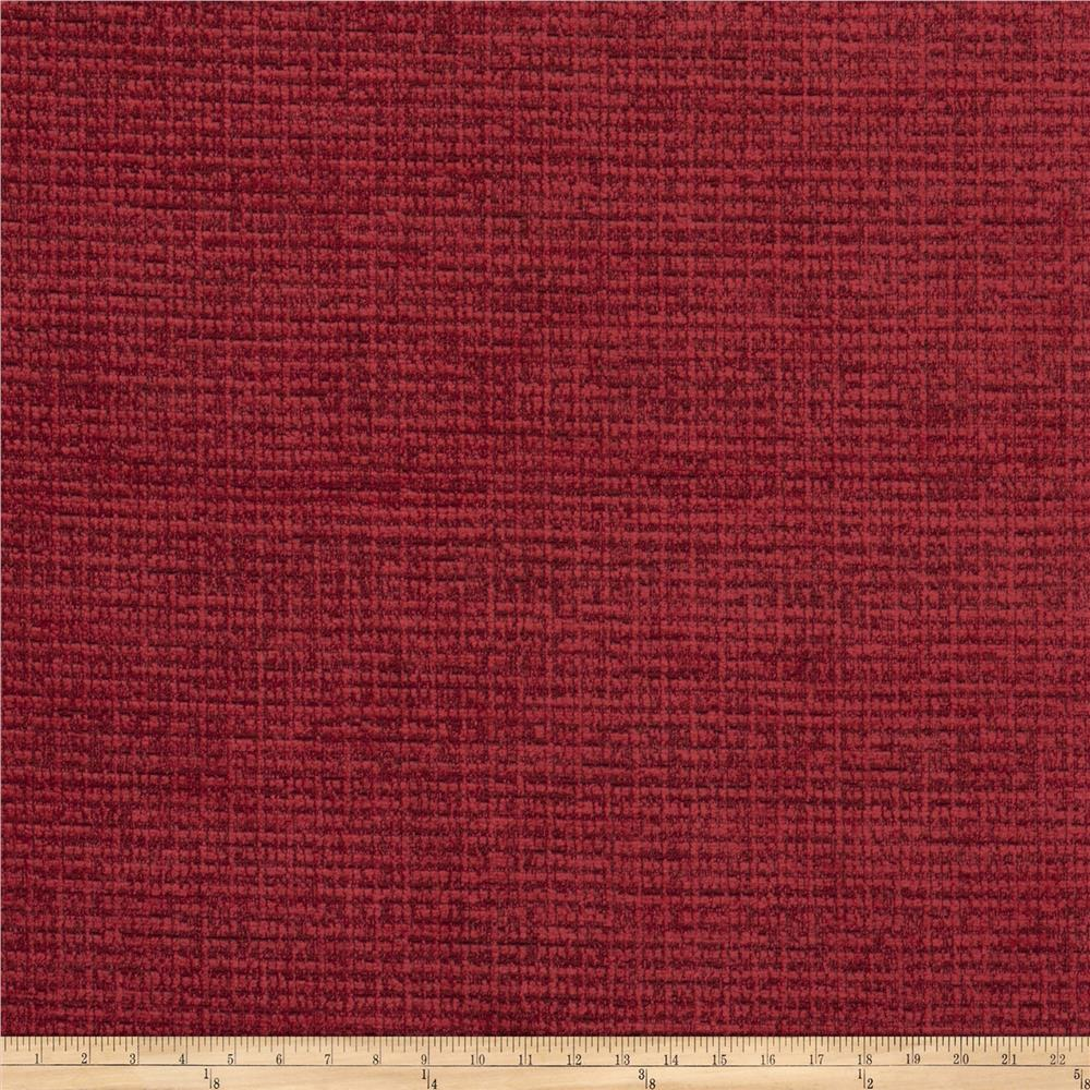 Fabricut Remington Chenille Basketweave Sangria