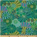 Kaffe Fassett Collective 2012 Radiation Green
