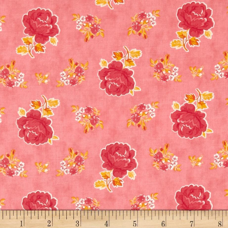 Moda Fancy Hailey Winterberry Pink