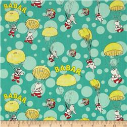 Babar Skydiving Turquoise