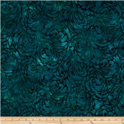 Artisan Batiks Elements Tonal Swirl Teal