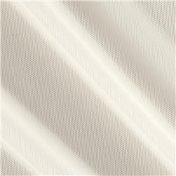 Spandex Stretch Illusion Shaper Mesh Ivory