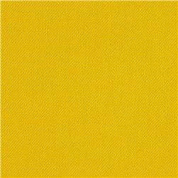 Diversitex Polyester/Cotton Twill Yellow Fabric