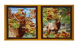"Autumn Blaze 22.5"" Panel Multi"