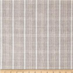 Stretch Yarn Dyed Suiting Plaid Brown/Tan