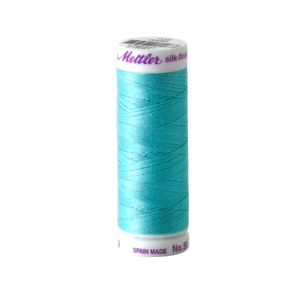 Mettler Cotton All Purpose Thread Aqua