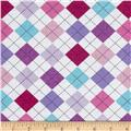 Newcastle Novelties Argyle Lavender