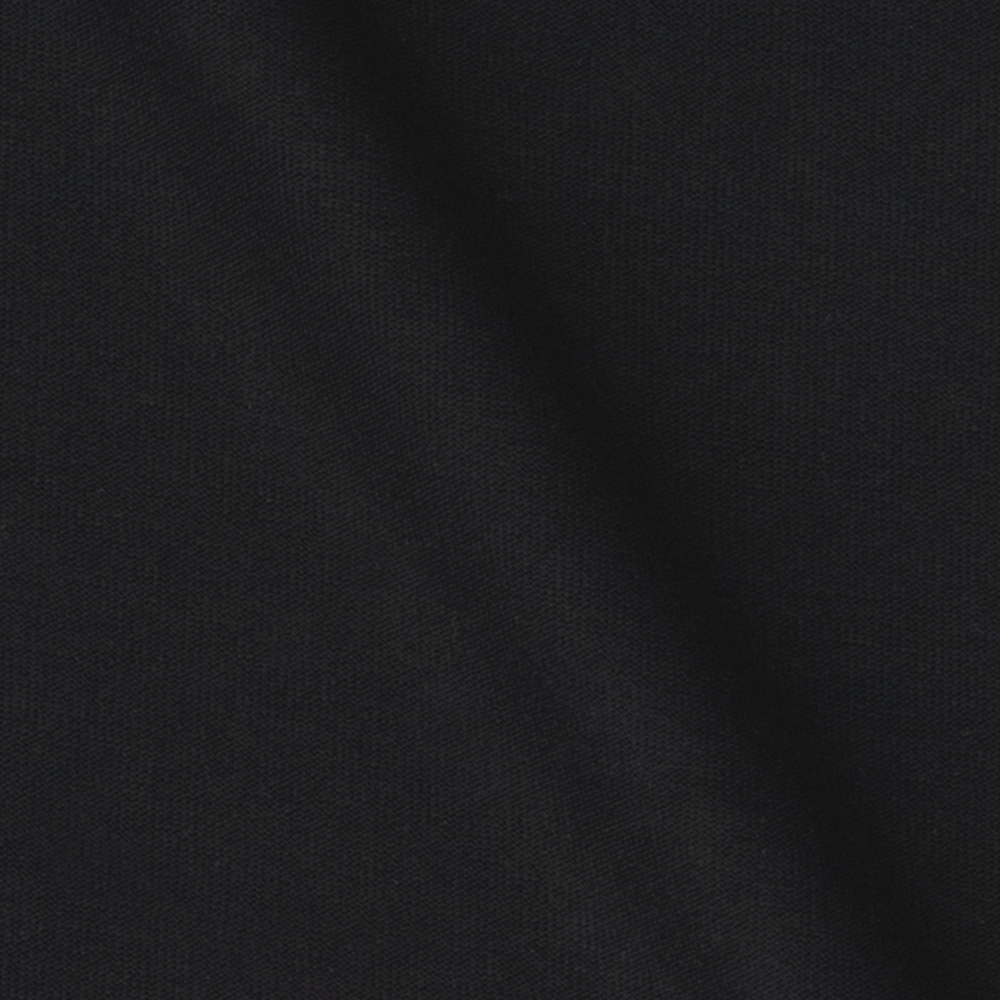 Stretch Poly Lycra Jersey Knit Onyx Fabric