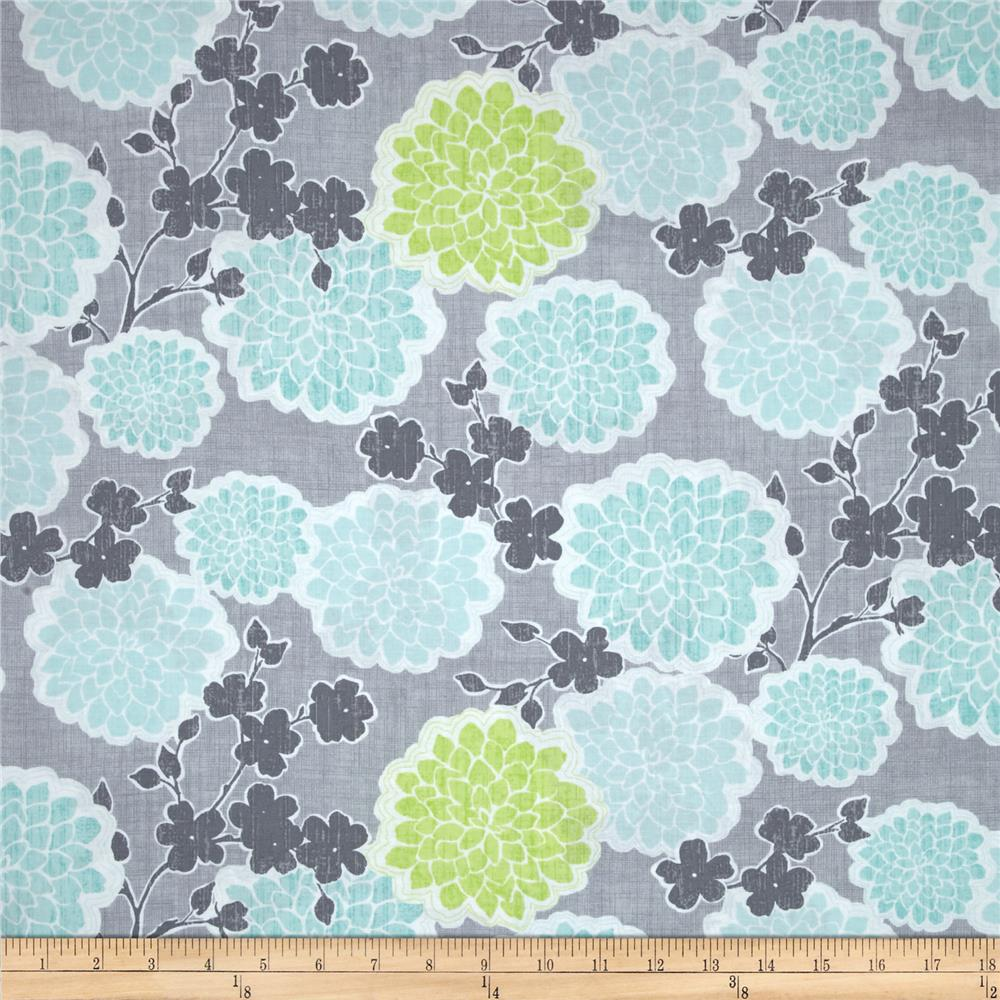 Moda True Luck Loving Blossoms Grey