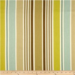 Waverly Next Wave Stripe Twill Green Tea