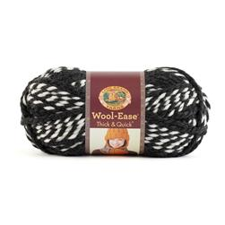 Lion Brand Wool-Ease Thick & Quick Yarn Hoyas