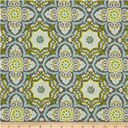 Turkish Delight Grandeur Tile Blue