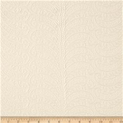 Waverly Jammu Lace Parchment Fabric