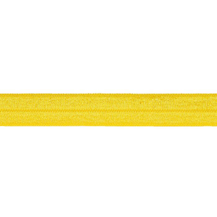 Dritz 5/8'' x 1 Yard Fold-Over Elastic Yellow