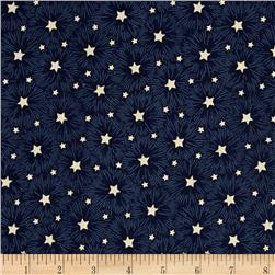 Quilts of Valor Starburst Blue