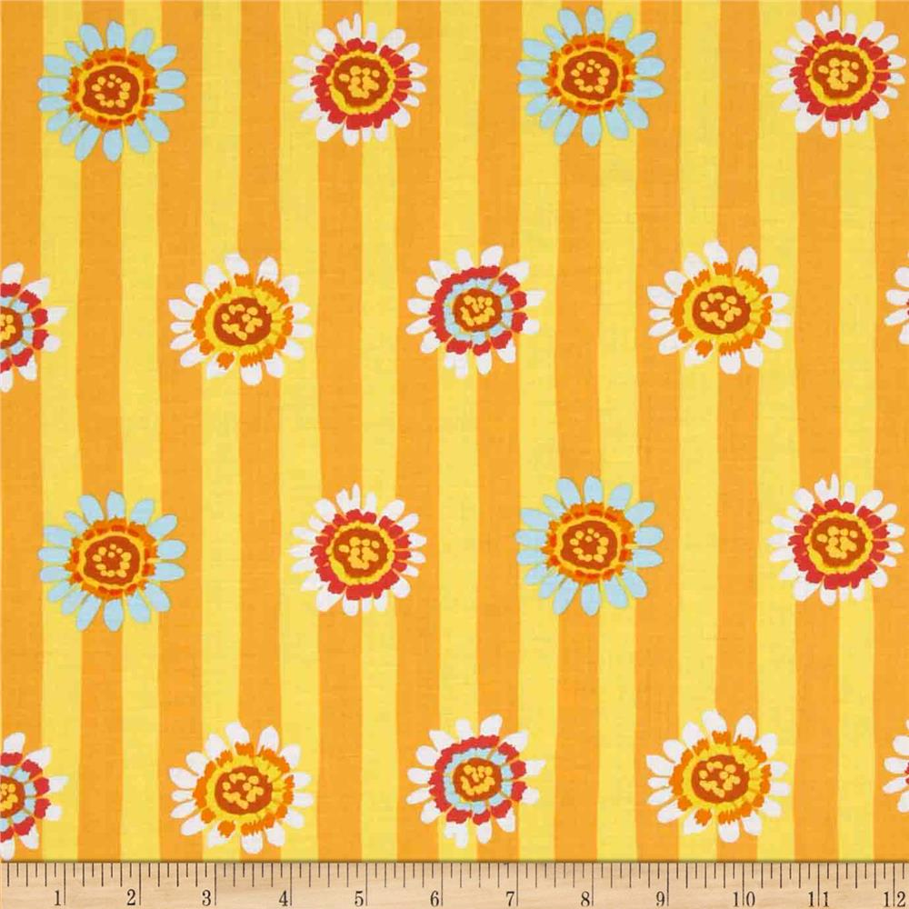 Kaffe Fassett Collective Regency Yellow