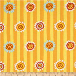 Kaffe Fassett Collective Regency Yellow Fabric
