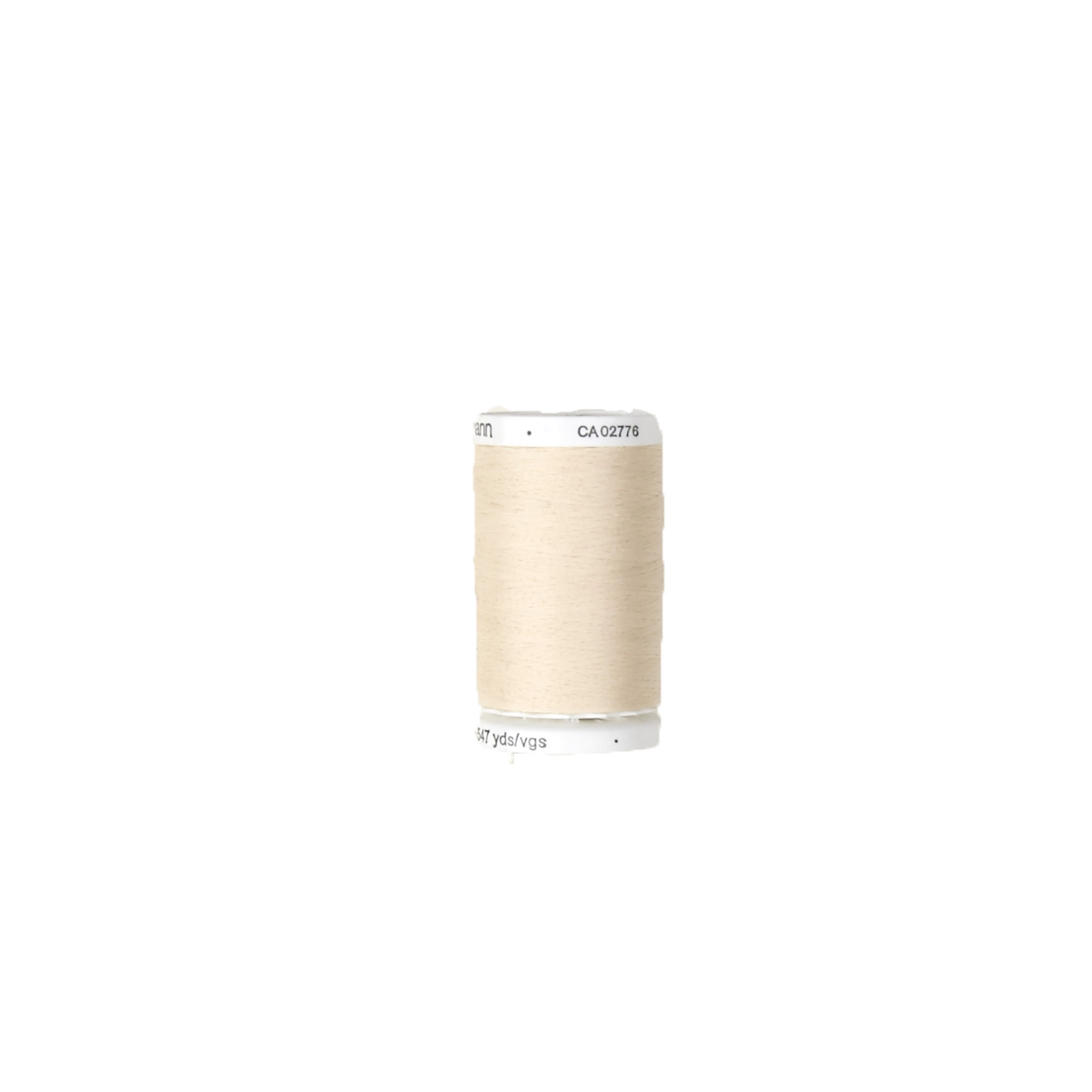 Gutermann Sew-All Thread (501-800) 547 Yard Ivory