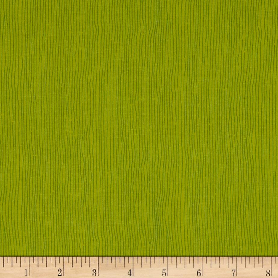 April Cornell Gypsy Dance Stripe Lime