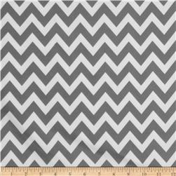 Remix Flannel Chevron Iron Fabric