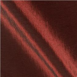 Soiree Stretch Taffeta Burgundy Red