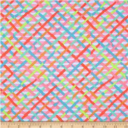 Kaffe Fassett Collective Mad Plaid Candy Fabric