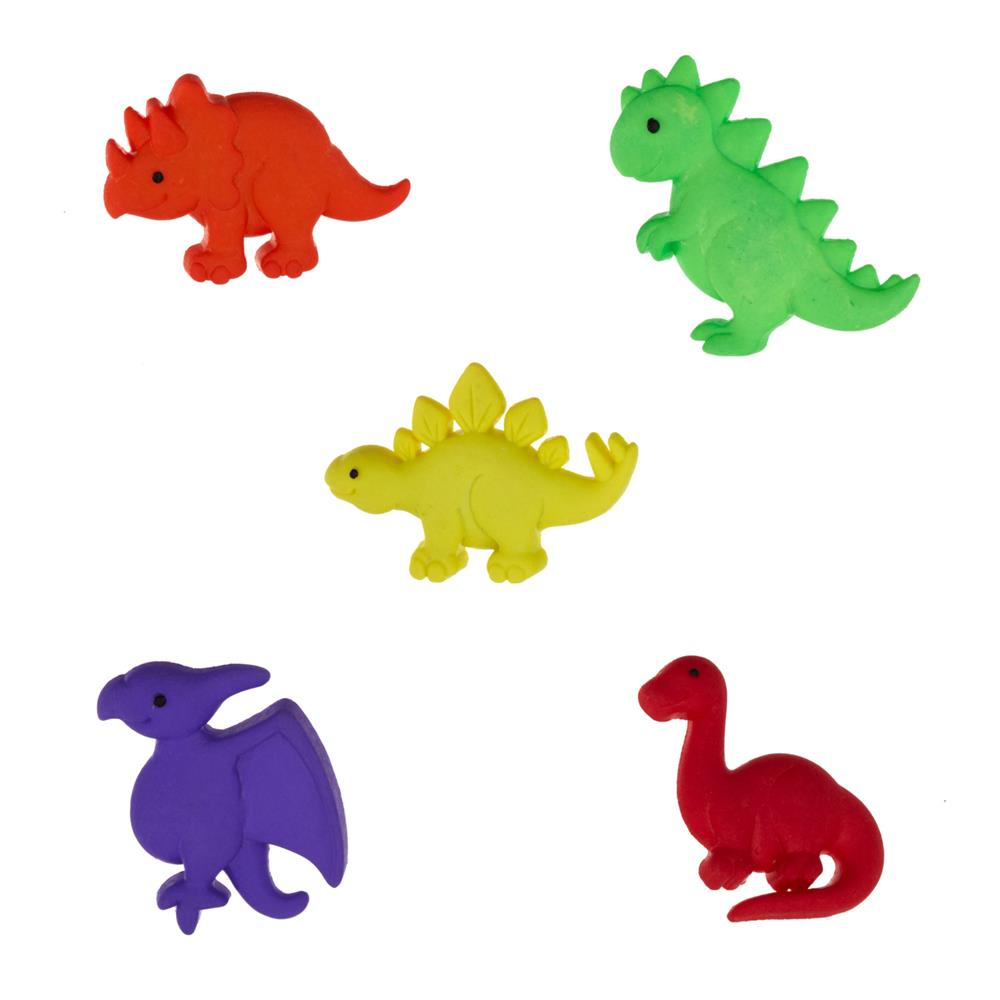 Dress It Up Embellishment Buttons  Prehistoric Pets