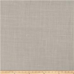 Fabricut Ginger 129'' Linen Blend Sheer Almond