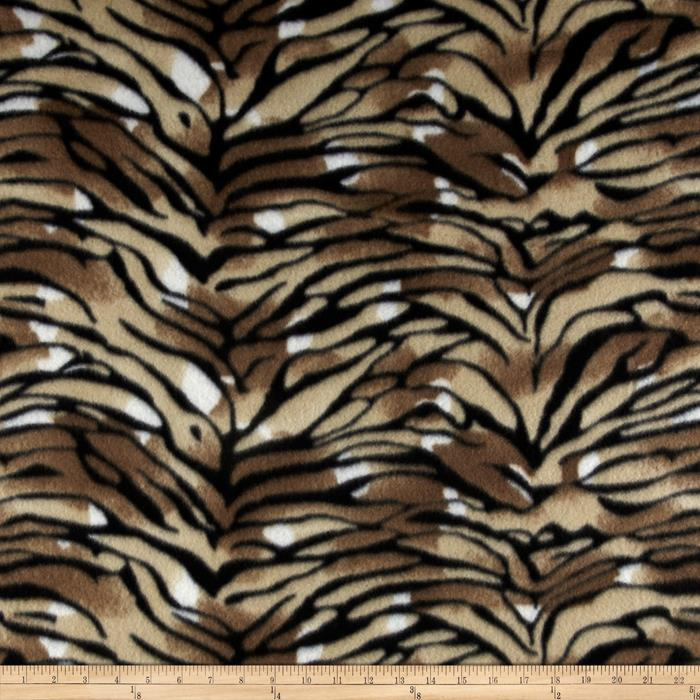 Fleece Skins Lion Brown
