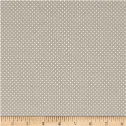 Anne of Green Gables Swiss Dot Gray
