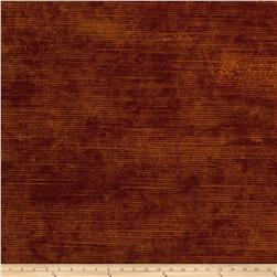 Fabricut Highlight Velvet Sienna