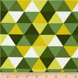 Kinetic Triangles Green