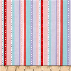 Riley Blake Princess Dreams Stripe Multi