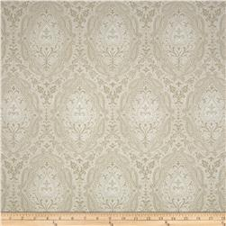Vanity Fair Lace Medallion Taupe
