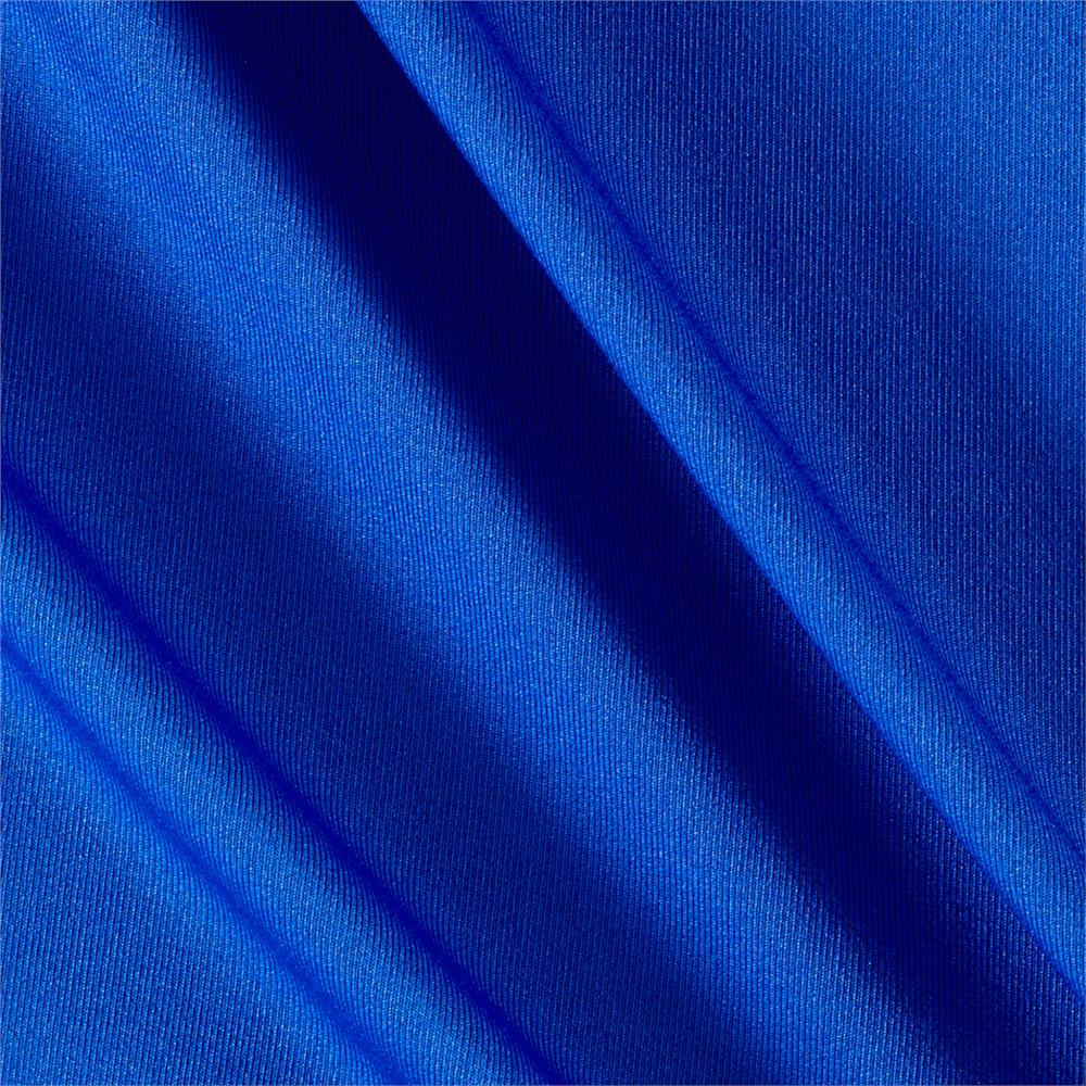 Activewear Spandex Knit Persian Blue
