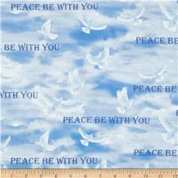 Kanvas Bible Study II Peace Heavenly Blue