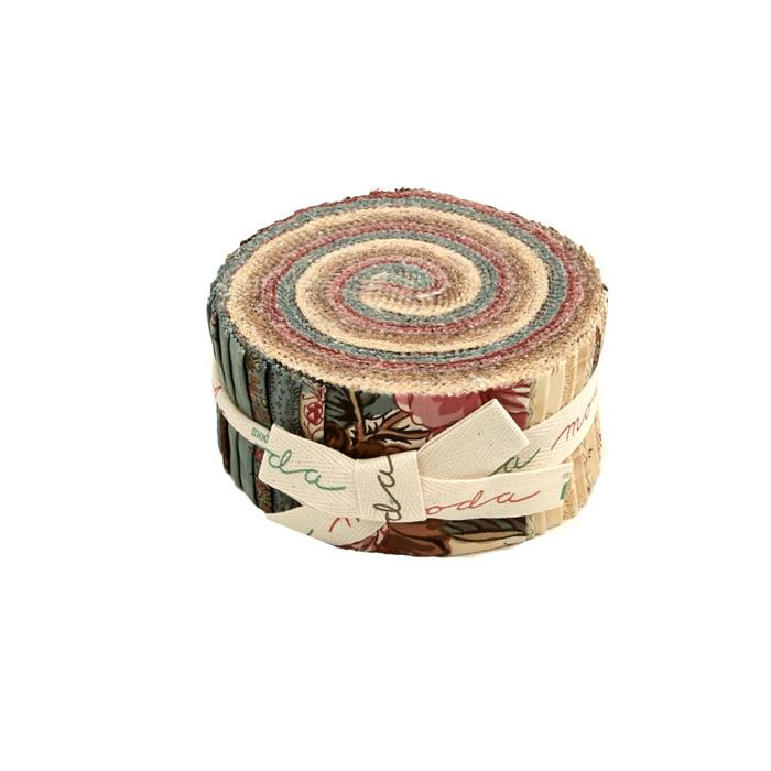 Moda Collections For A Cause Nurture Jelly Rolls
