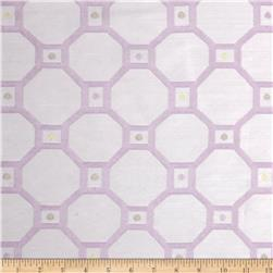 Waverly Ferris Wheel Jacquard Violet