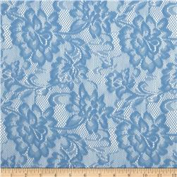 Doily Lace Wedgwood Blue