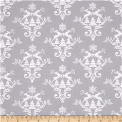 Winter Essentials III Damask Gray