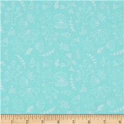 Camelot Under the Sea Tonal Aqua