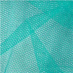 Nylon Netting Teal