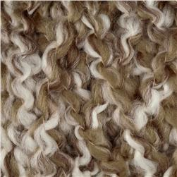 Lion Brand Homespun Yarn 605 Sand Dune