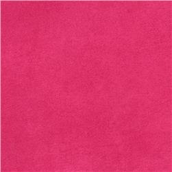 Ramtex Microsuede Fuschia