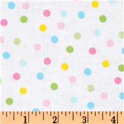 Remix Polka Dots Spring Fabric