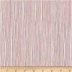 More Merriment Stripes Red