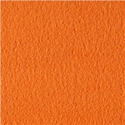 Solid Fleece Bright Orange