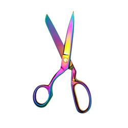 "Tula Pink Left Handed 8"" Shear"