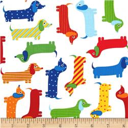 Kaufman Urban Zoology Weenie Dogs Primary