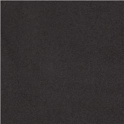 Magitex Water Resistant Upholstery Suede Black